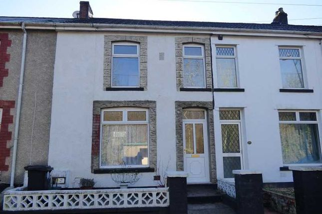 Thumbnail Terraced house for sale in 9 Gored Terrace, Melyncourt, Neath.