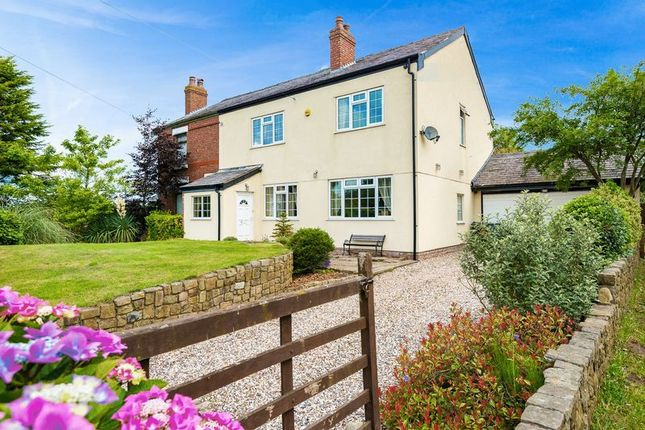 Thumbnail Semi-detached house for sale in Plex Moss Lane, Halsall, Ormskirk