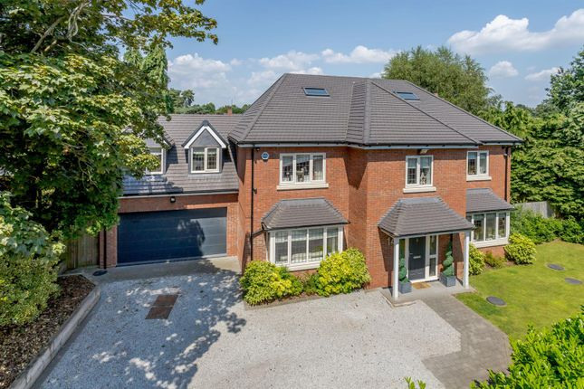 Thumbnail Detached house for sale in Alder Park Road, Solihull, West Midlands
