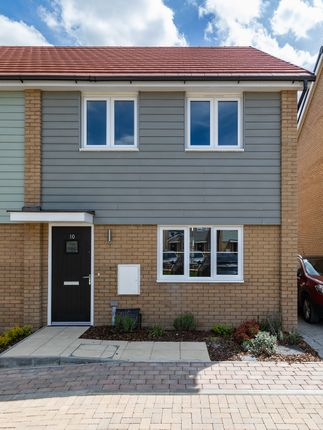 Thumbnail Semi-detached house for sale in Pretoria Road, Chertsey