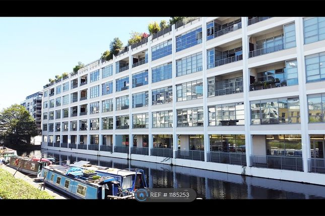 Thumbnail Flat to rent in Canal Building, London