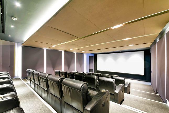 Cinema of Perilla House, Goodmans Fields, Aldgate E1