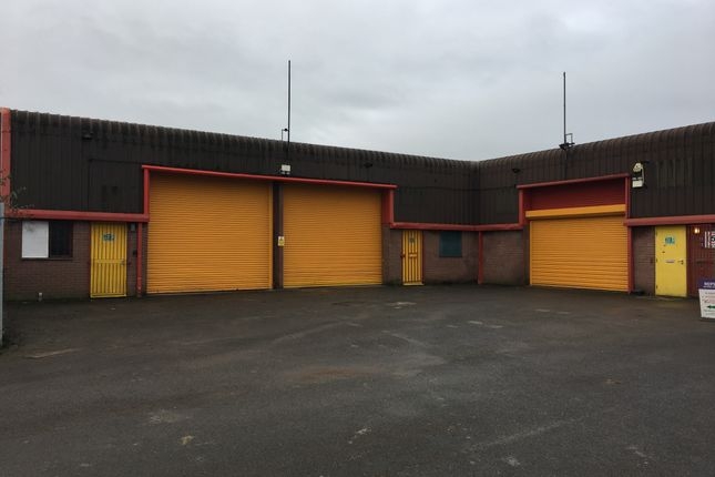 Thumbnail Industrial to let in Ifton Industrial Park, Caldicot