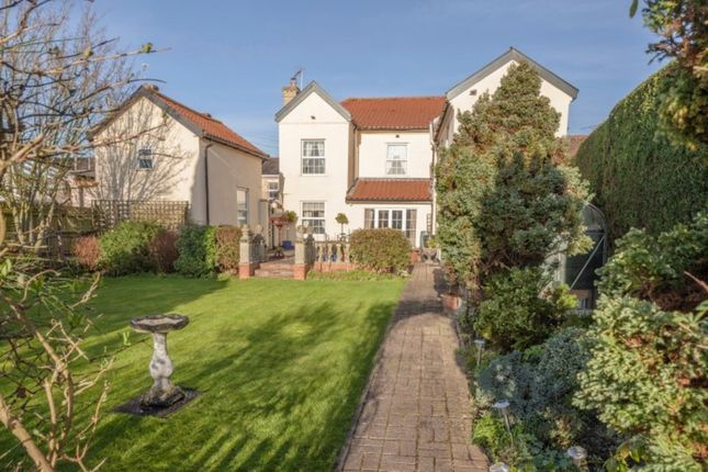 Thumbnail Detached house for sale in Diss Road, Scole, Diss