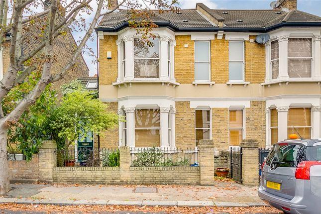 Thumbnail Semi-detached house to rent in Heathfield Gardens, Chiswick, London