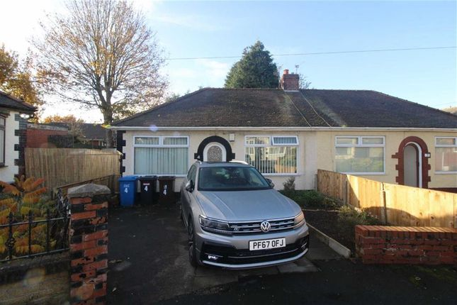 Thumbnail Semi-detached bungalow for sale in Regent Street, Hindley, Wigan