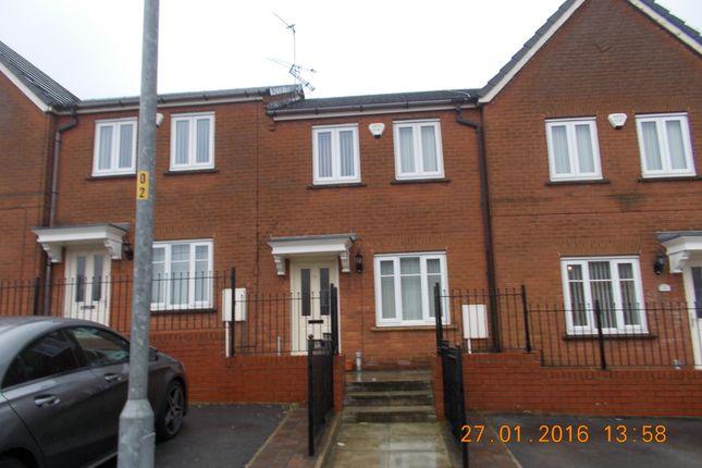 Thumbnail Town house to rent in Lower Carrs, Ashton U Lyne