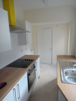 Thumbnail Terraced house to rent in Frank Street, Stoke