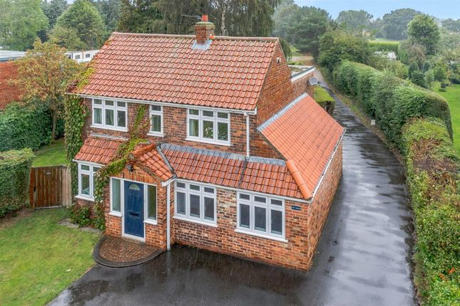 Thumbnail Detached house for sale in Skates Lane, Sutton-On-The-Forest, York