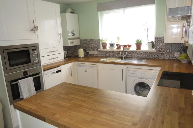 Thumbnail Flat to rent in Victoria Road, Devizes