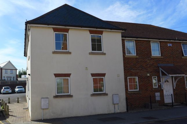 Thumbnail End terrace house to rent in Tomlins Corner, Gillingham
