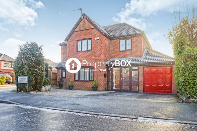 Thumbnail Detached house for sale in Templeton Crescent, Liverpool