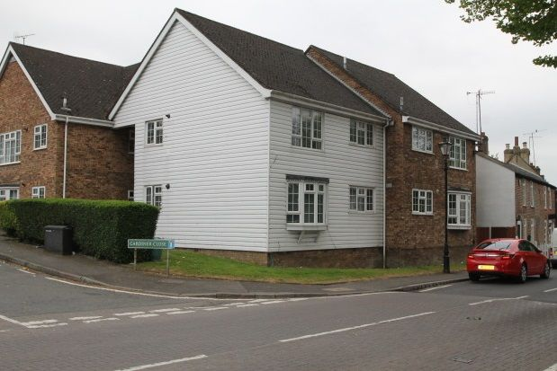 1 bed flat to rent in Gardiner Close, St. Pauls Cray, Orpington