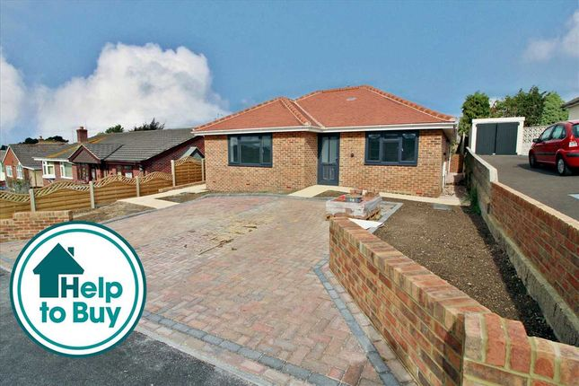 Thumbnail Semi-detached bungalow for sale in Haymoor Road, Parkstone, Poole