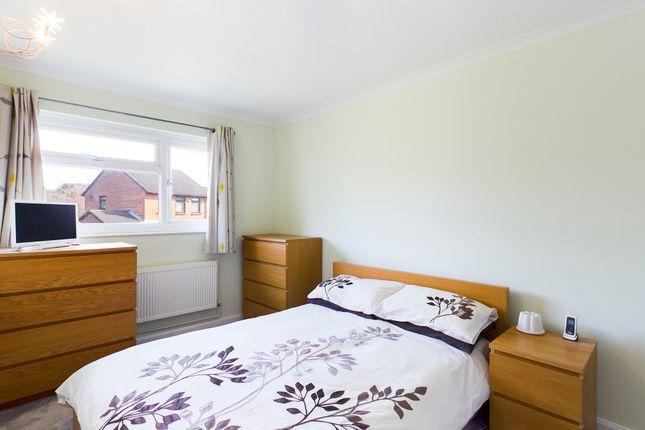 Master Bedroom of Cornflower Close, Locks Heath, Southampton SO31