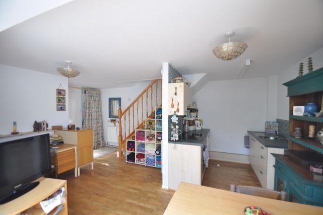 Reception Area of Coxmoor Close, Church Crookham, Fleet GU52