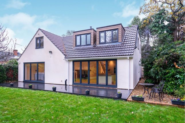Thumbnail Detached house for sale in Forest Hills, Camberley
