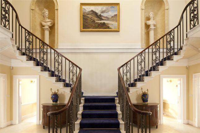 Staircase of Penshurst Road, Penshurst, Tonbridge, Kent TN11