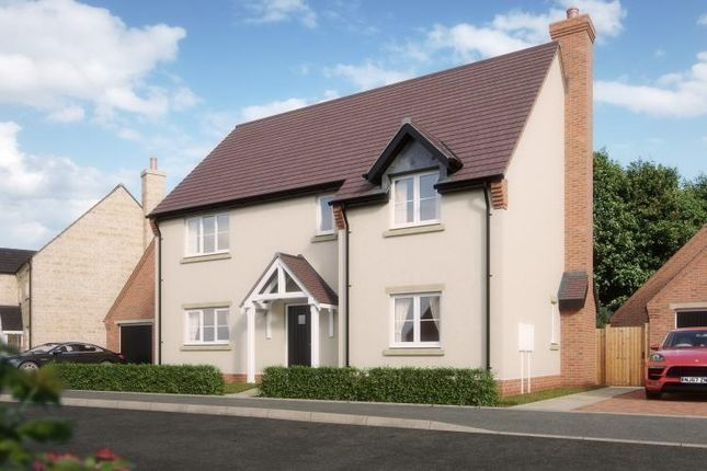Thumbnail Detached house for sale in Stratford Road, Tredington, Coventry