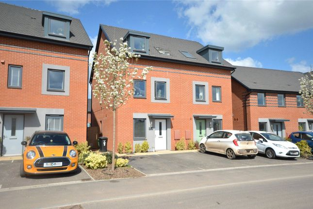 3 bed semi-detached house for sale in Stone Barton Road, Exeter EX1