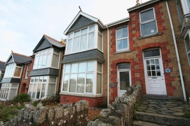Thumbnail Flat to rent in Marcus Hill, Newquay