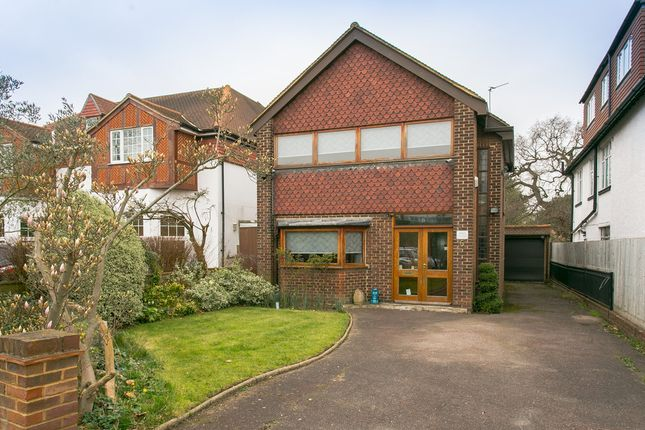 Thumbnail Detached house for sale in Ryecroft Road, London
