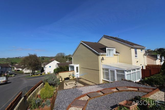 Thumbnail Semi-detached house to rent in Glebeland Way, Torquay