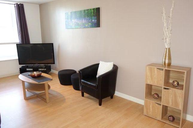 Livingroom of Market Street, Aberdeen AB11