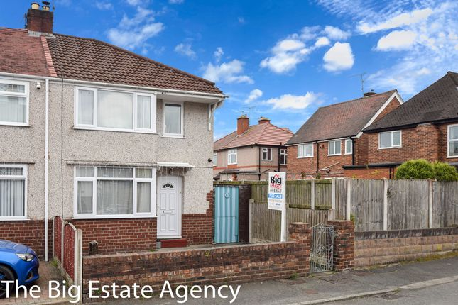 3 bed semi-detached house for sale in Henley Avenue, Connah's Quay, Deeside CH5