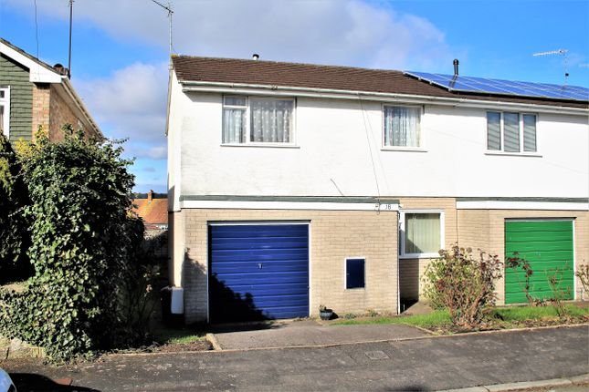 Thumbnail Semi-detached house to rent in Priory Road, Keynsham, Bristol