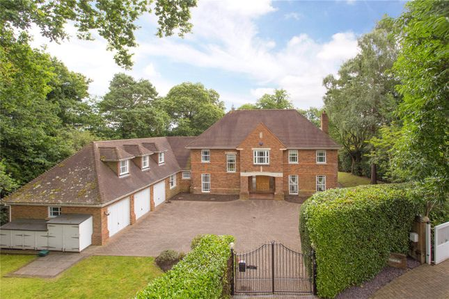 5 bed detached house for sale in Bowater Ridge, St George's Hill, Weybridge, Surrey