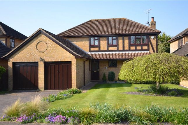 Thumbnail Detached house for sale in Rainsborough Chase, Maidenhead, Berkshire