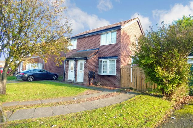 Thumbnail Semi-detached house to rent in Lumley Court, Bedlington