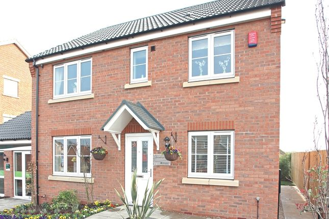 """Thumbnail Detached house for sale in """"The Cherryburn"""" at Lakeside Parkway, Scunthorpe"""