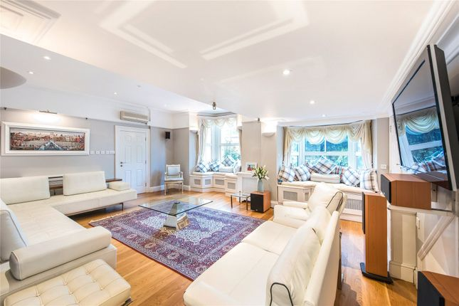 Thumbnail Detached house for sale in Surrey Crescent, Chiswick, London