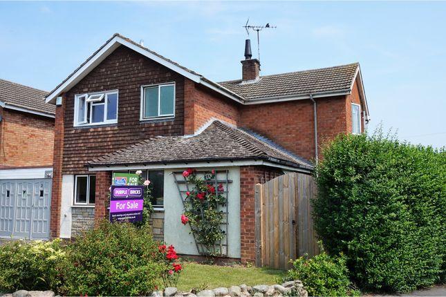 Thumbnail Detached house for sale in Caspian Way, Wheaton Aston