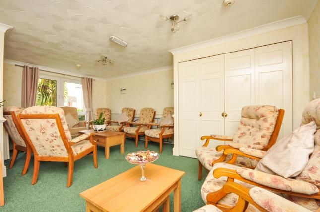 C0Mmunal Lounge of Heron House, 4 Lansdown Road, Sidcup DA14