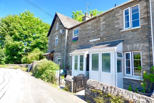 Thumbnail Terraced house for sale in Old Bowston, Bowston, Kendal