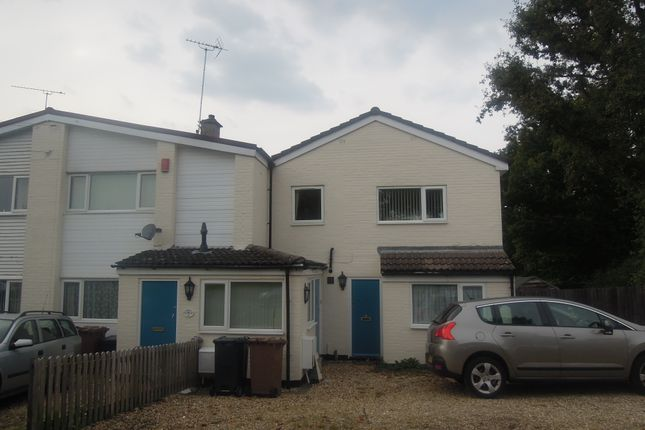 Thumbnail Maisonette to rent in Valley Way, Stevenage