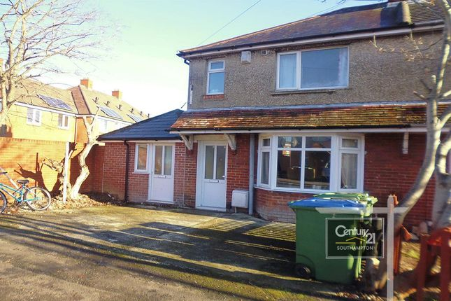 Thumbnail Terraced house to rent in Aster Road, Southampton