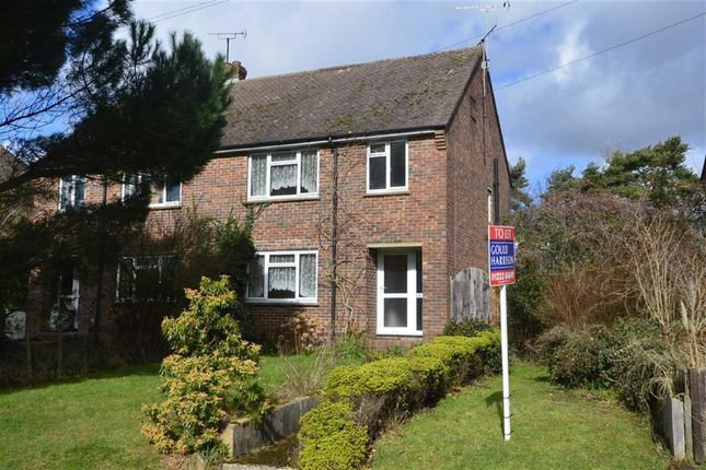 Thumbnail Semi-detached house to rent in The Street, Willesborough, Ashford
