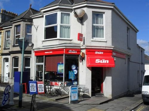 Thumbnail End terrace house for sale in Plymouth, Devon