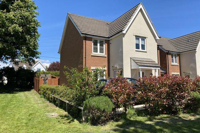 Thumbnail Detached house for sale in Hanewell Rise, Hilperton, Trowbridge