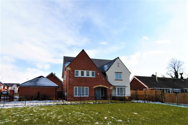 Thumbnail Detached house to rent in Hampton Grove, Clayton-Le-Woods