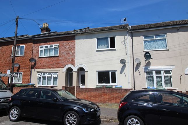 Thumbnail Terraced house for sale in Argyle Road, Southampton