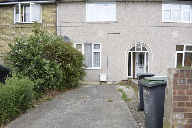 Thumbnail Terraced house to rent in Gareth Grove, Downham, Bromley