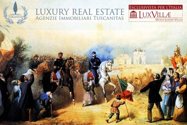 Thumbnail Château for sale in Santo Spirito, Florence City, Florence, Tuscany, Italy