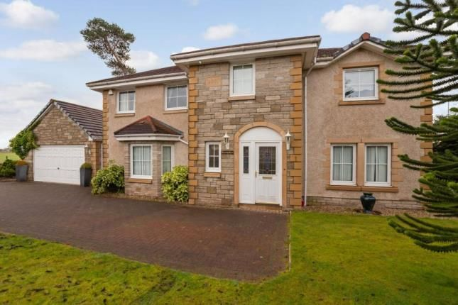 Thumbnail Detached house for sale in Fairfields, Dunmore, Falkirk