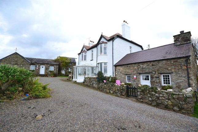 Thumbnail Country house for sale in Moylegrove, Cardigan