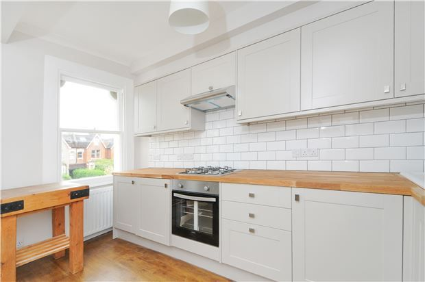 Thumbnail Flat for sale in Baldry Gardens, London